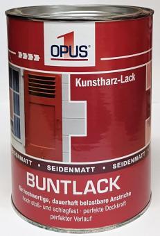 2,5L Opus1 BUNTLACK Kunstharz-Lack seidenmatt
