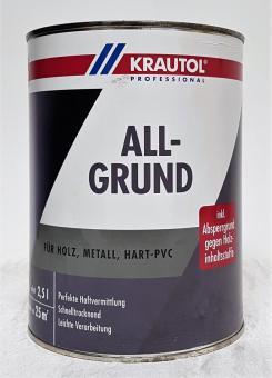 Krautol 2,5L  ALL-GRUND Rostschutz Grundierung Eisen Stahl