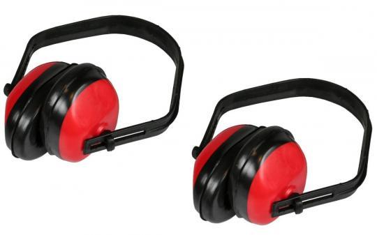 2er Set Kapselgehörschützer Gehörschutzkapsel Kopfbügel Kapsel Gehörschutz