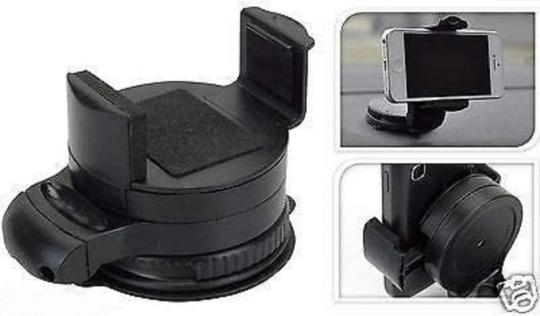 Telefonhalter (3x) Universal für Handy PKW KFZ AUTO GPS