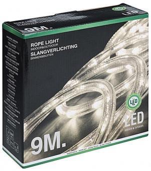 9-12m LED Lichterschlauch Lichterkette Außen Warmweiß für Weihnachtsbaum