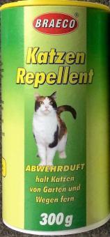 Katzenschreck Katzenvertreiber Katzen Abwehr Duft Abwehrduft EX KH
