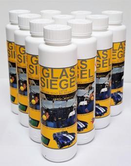 Glassiegel Scheibenversiegelung mit Lotuseffekt je Flasche 250ml