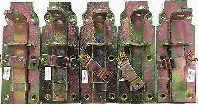 5x Kellerriegel 160 mm Metall Türriegel Schlossriegel für Vorhängeschloss H
