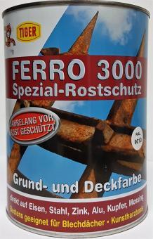 Spezial Rostschutz 2,5L TIGER Ferro 3000 seidenmatt