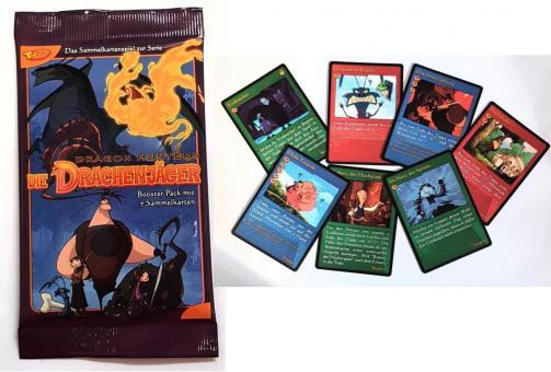 Disney Drachenjäger Sammelkartenspiel Booster ab 10 Pack