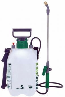 Drucksprüher 5 Liter  Pflanzensprüher Pflanzenschutz Pumpe
