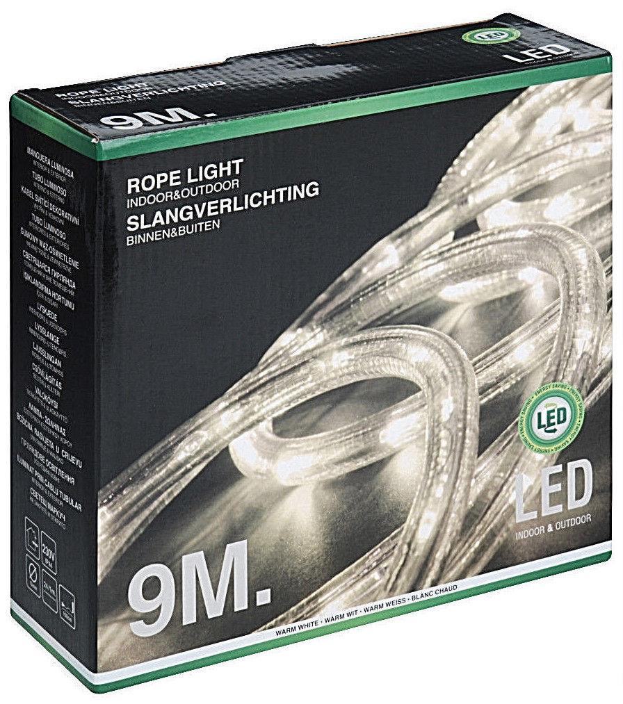 kingkauf 9 12m led lichterschlauch lichterkette au en. Black Bedroom Furniture Sets. Home Design Ideas